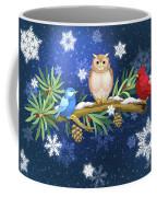 The Winter Watch Coffee Mug