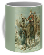 The Wise Men Seeking Jesus Coffee Mug