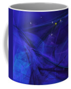 The Wizard Mid-incantation Coffee Mug