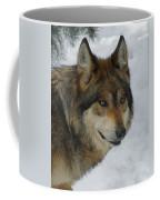 The Wolf 2 Coffee Mug