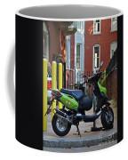 The Wonder Vehicle  Coffee Mug