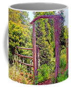 The Wooden Arch Coffee Mug