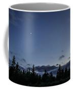 The Woods And The Moon 1 Coffee Mug