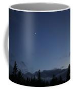 The Woods And The Moon 3 Coffee Mug