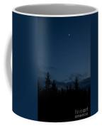 The Woods And The Moon 4 Coffee Mug