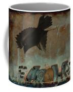 The Word Crow Coffee Mug