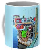 The Work Boat Coffee Mug