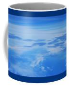 The World Up There # 2 Coffee Mug