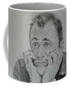 The Worried Mel Coffee Mug