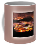 The Wow In A Sunset Coffee Mug