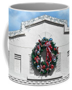 The Wreath Coffee Mug