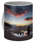 The Wreck Of The Helvetia And Worms Head Coffee Mug
