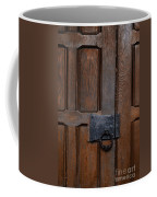 The Wrought Iron Handle Coffee Mug
