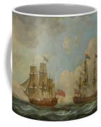 The Yacht Royal Charlotte Coffee Mug