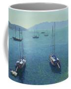 The Yachts Coffee Mug
