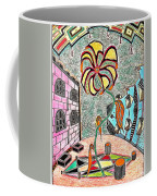 The Yard Coffee Mug