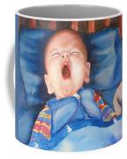 The Yawn Coffee Mug
