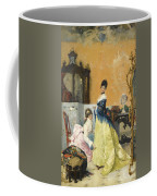 The Yellow Dress Coffee Mug