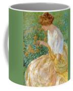The Yellow Flower 1908 Coffee Mug