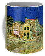The Yellow House Coffee Mug by Vincent Van Gogh