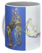 The Yellow King Coffee Mug