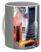 The Yellow Scarf Coffee Mug