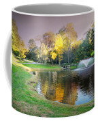The Yellow Tree Coffee Mug