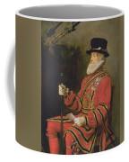The Yeoman Of The Guard Coffee Mug