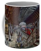 The York Train Station Coffee Mug