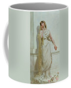 The Young Bride Coffee Mug by Alcide Theophile Robaudi