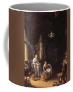 The Young Mother 1658 Coffee Mug