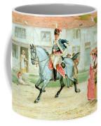 The Young Subaltern Coffee Mug
