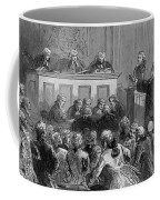 The Zenger Case, 1735 Coffee Mug by Photo Researchers