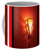 Theater Homage Art Deco Lighting Fixture Fox Tucson 2 Tucson Arizona 2006 Grand Reopening Coffee Mug