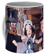Theater: Puppet Characters Coffee Mug
