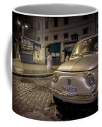The Fiat 500 Coffee Mug