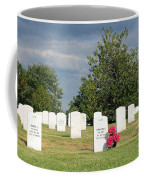 Their Wives Are With Them In Arlington Coffee Mug
