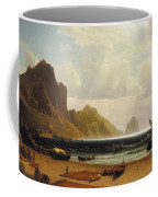 The_marina_piccola_capri Coffee Mug