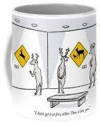 Then It Hits You Coffee Mug