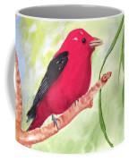 Theodore Tanager Coffee Mug