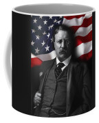 Theodore Roosevelt 26th President Of The United States Coffee Mug