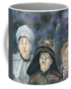 There Goes The Planet Coffee Mug