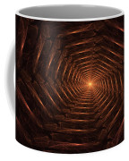 There Is Light At The End Of The Tunnel Coffee Mug