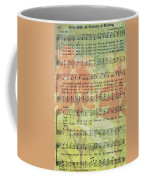 There Shall Be Showers Of Blessing Coffee Mug