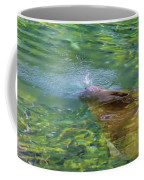 There She Blows Manatee Coffee Mug