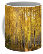 There's Gold In Them Woods  Coffee Mug