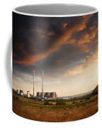 Thermoelectrical Plant Coffee Mug