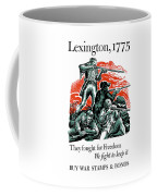 They Fought For Freedom - We Fight To Keep It Coffee Mug