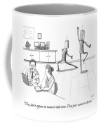 They Just Want To Dance Coffee Mug