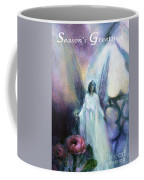 They Wait, Seasons Greetings Coffee Mug